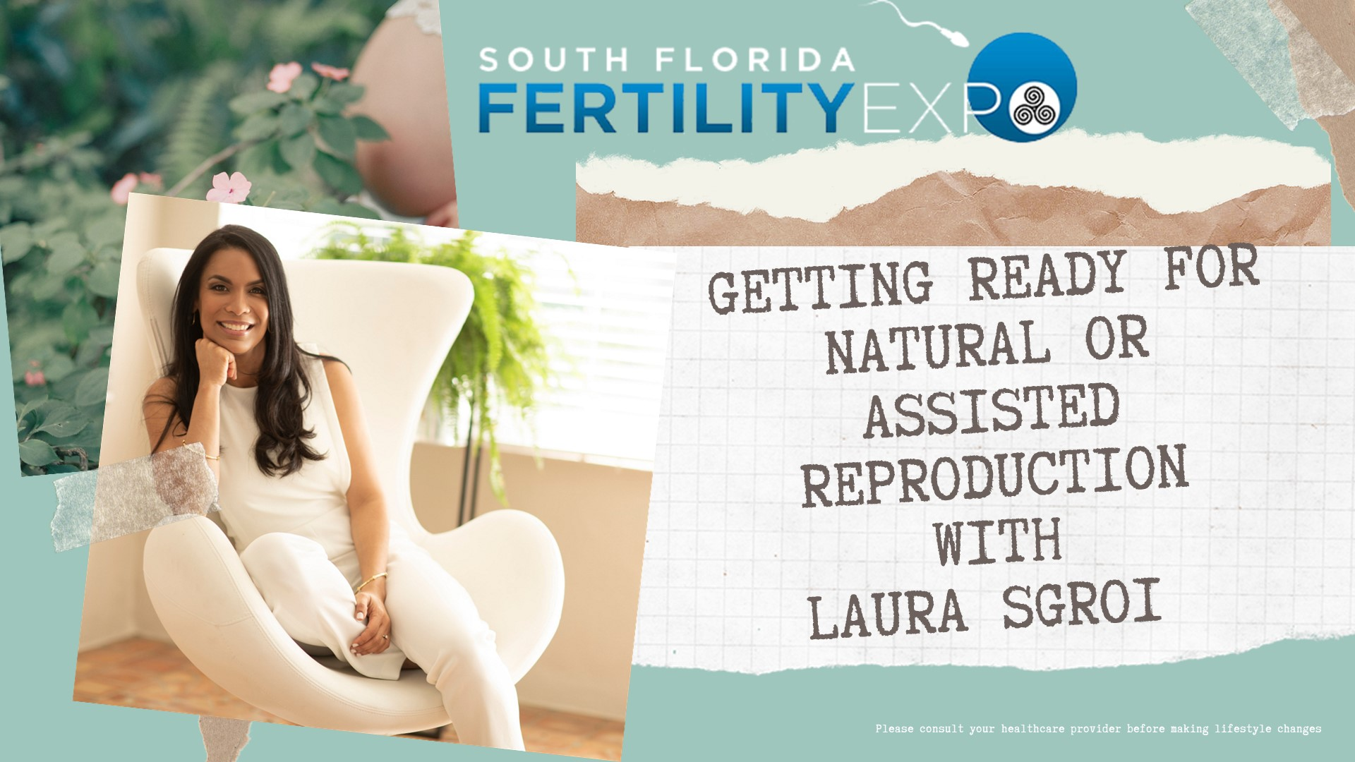 Getting Ready for Natural or Assisted Reproduction
